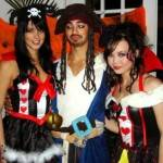Joe, Ashley y Anna (Camp rock)