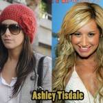 Extensiones de cabello: Ashley Tisdale