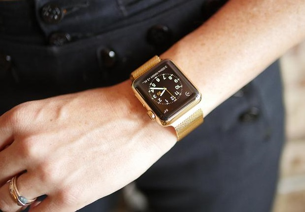 Apple Watch Gold Plating fig.2